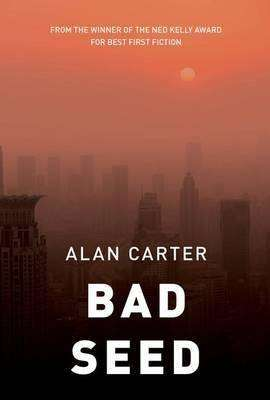 Interview & Book Giveaway – Alan Carter, author of Bad Seed
