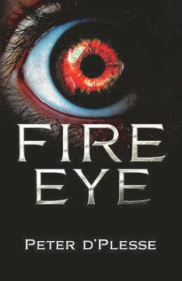 Peter d'Plesse, author of Fire Eye – Interview and Book Giveaway