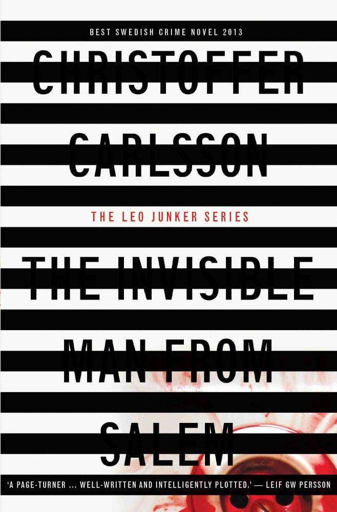 THE INVISIBLE MAN FROM SALEM by Christoffer Carlsson, Book Review