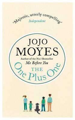 The One Plus One by Jojo Moyes, Review: Audiobook gem