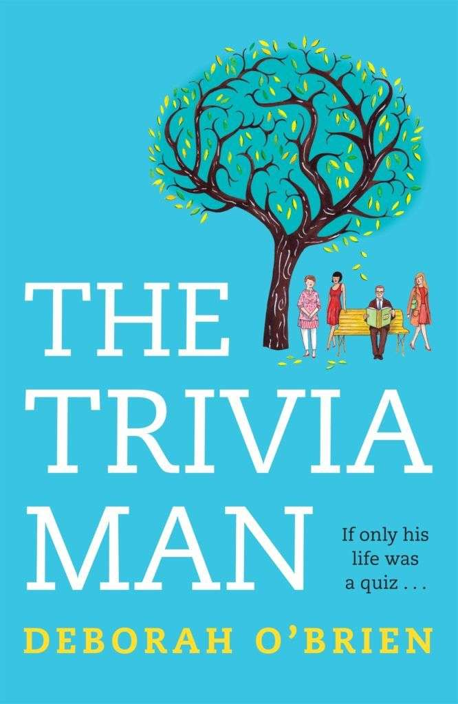 THE TRIVIA MAN by Deborah O'Brien, Review: Depth of meaning