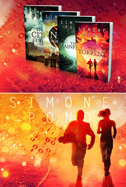 Guest Post & Book Giveaway – Simone Pond, author of the New Agenda Series