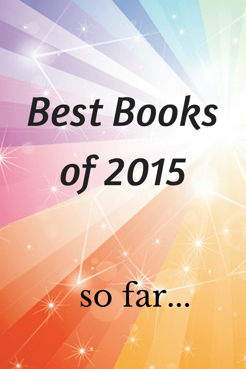 My Best Books of 2015 so far