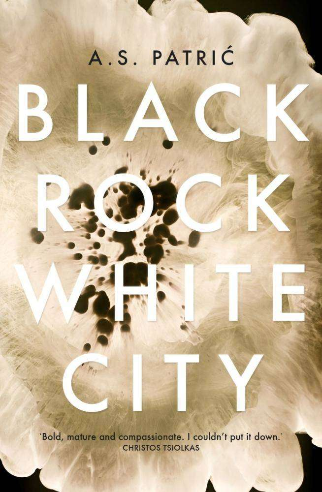 BLACK ROCK WHITE CITY by A S Patric, Book Review