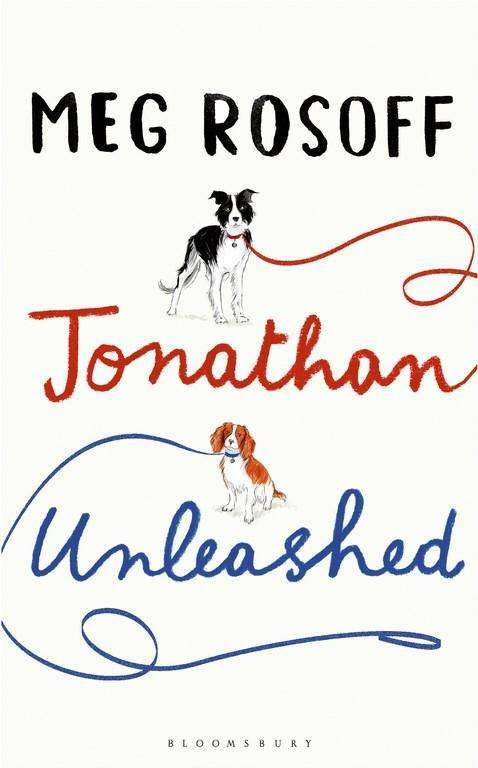 JONATHAN UNLEASHED by Meg Rosoff, Book Review