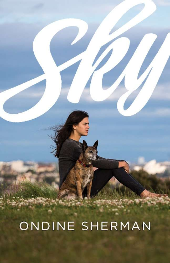SKY author Ondine Sherman, the story behind new YA novel
