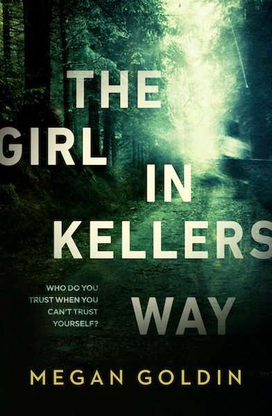The Girl in Kellers Way: Review + Megan Goldin on suspense