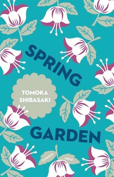 SPRING GARDEN by Tomoka Shibasaki, Book Review