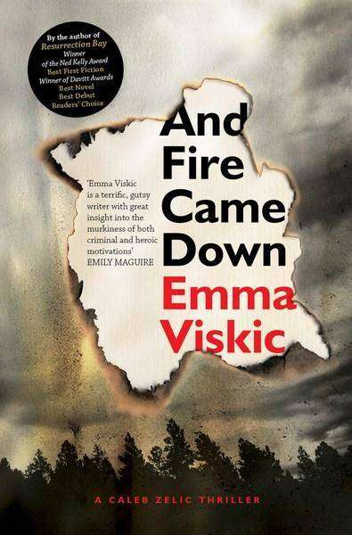 And Fire Came Down by Emma Viskic, Book Review: Brave writing