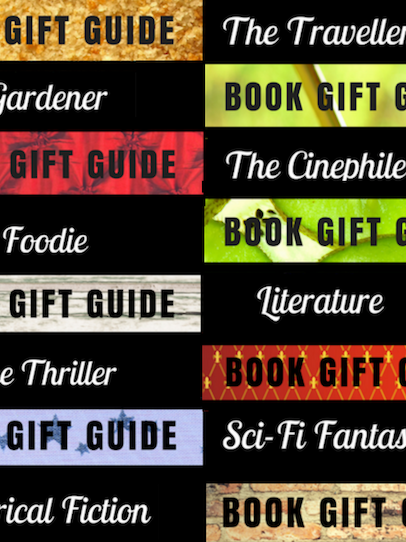 Book Gift Guide 2017