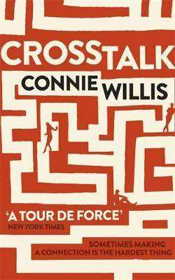 CROSSTALK by Connie Willis, Review: Easily digestible escapism