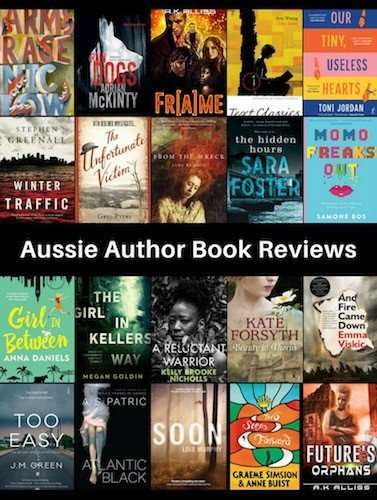 Books by Aussie Authors – 2017 Reading