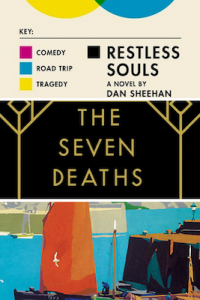 Restless Souls - Dan Sheehan, The Seven Deaths of Evelyn Hardcastle - Stuart Turton & Seven Dead - J Jefferson Farjeon