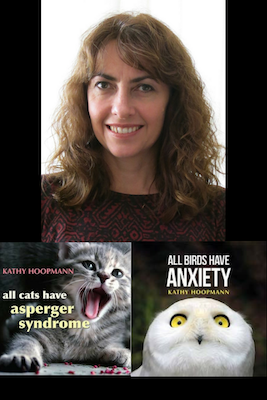 Kathy Hoopmann, author of All Cats Have Asperger Syndrome on making a difference