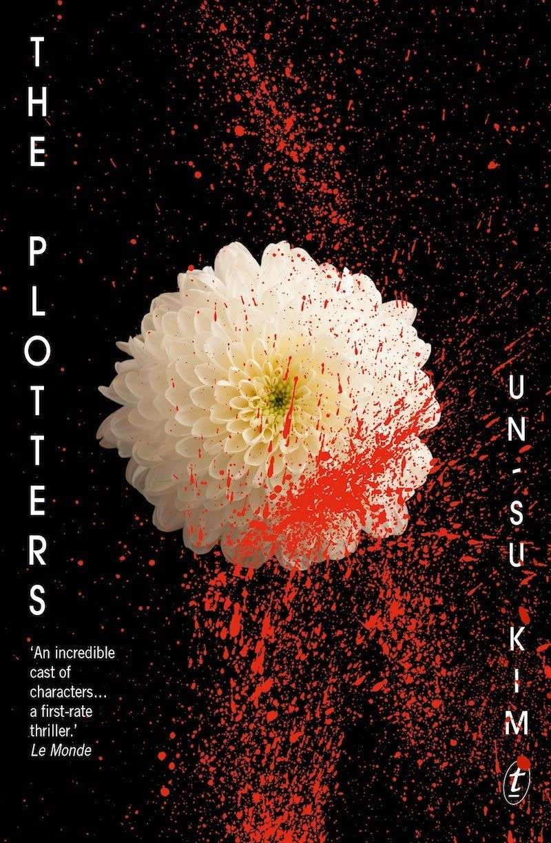 The Plotters by Un-su Kim, Review: Dark humour & contradiction