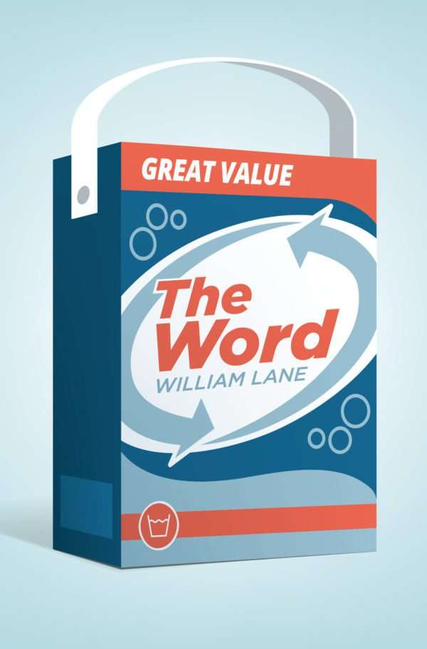 THE WORD: William Lane on the inspiration for his new novel