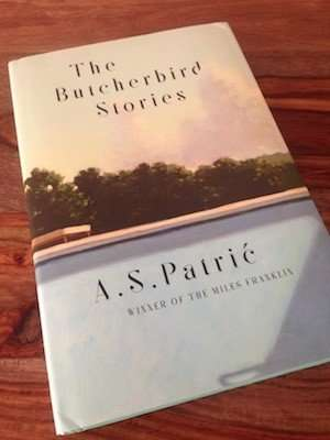 "Exclusive extract from A S Patrić's The Butcherbird Stories, ""H.B."""