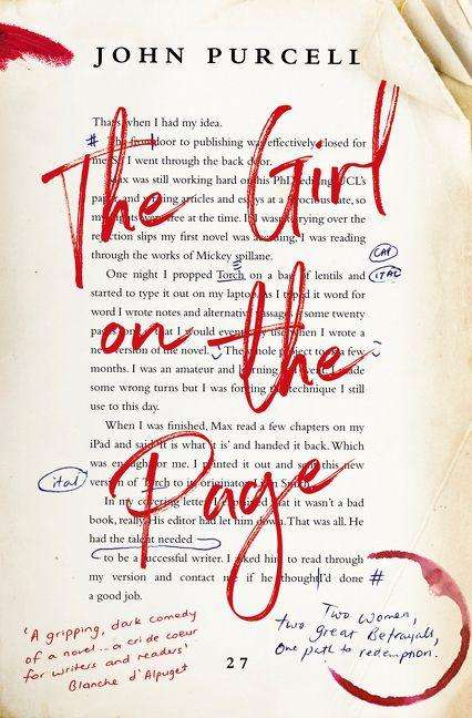 The Girl on the Page by John Purcell, Review: A literary page-turner
