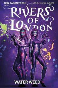 Rivers of London: Water Weed Graphic Novel