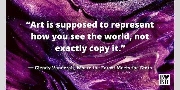 Where The Forest Meets The Stars Book Quote