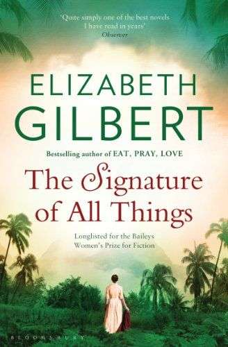 The Signature of All Things - Best Long Books