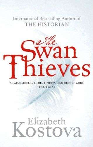 The Swan Thieves - 24 Most Memorable Long Novels