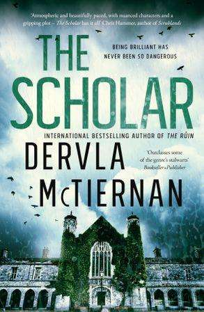 THE SCHOLAR by Dervla McTiernan (Cormac Reilly #2), Book Review