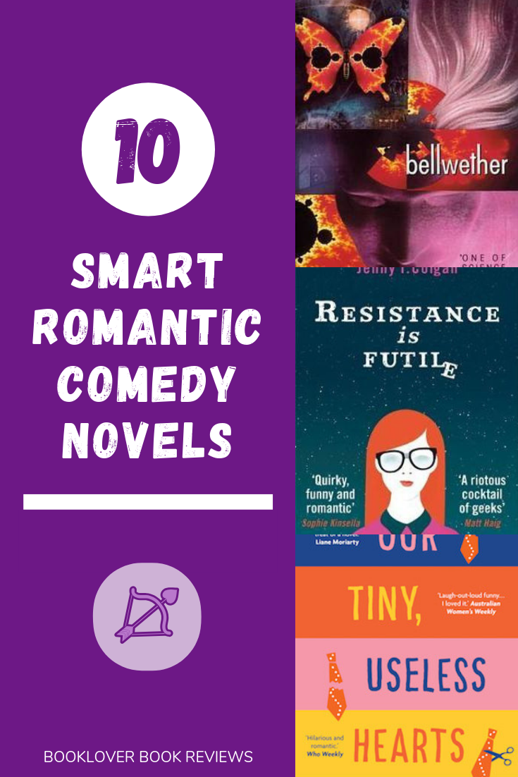 Intelligent Romance Comedy Novels, a Best Books List for Smart Women