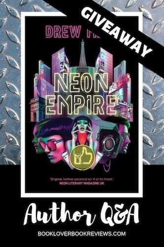 NEON EMPIRE: Q&A with author Drew Minh