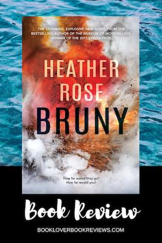 Bruny - Heather Rose - Book Review