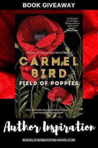 Field of Poppies: Carmel Bird's inspiration & Book Giveaway