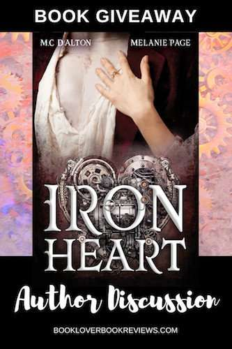 Iron Heart by MC D'Alton & Melanie Page – Author Post