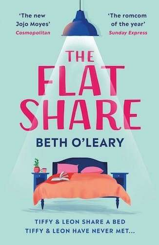 The Flatshare - Beth O'Leary - Top romantic comedy