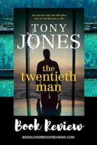 The Twentieth Man - Tony Jones