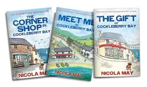 The Cockleberry Bay Series, 3 Books