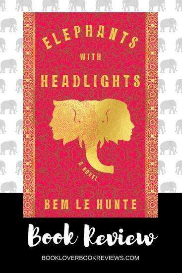 Elephants with Headlights by Bem Le Hunte, Review & Author Talk