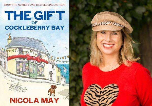 The Gift of Cockleberry Bay, series author Nicola May