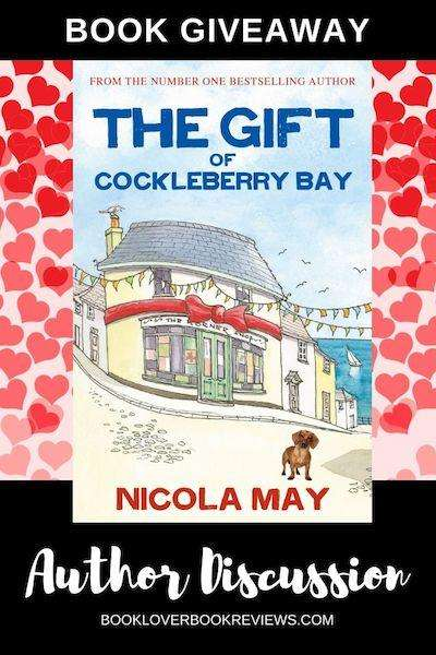 Nicola May on The Gift of Cockleberry Bay, series final