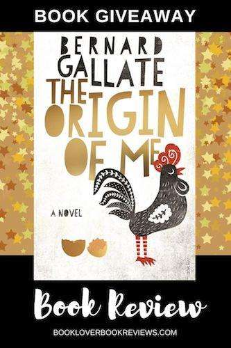 The Origin of Me by Bernard Gallate, Book Review: Quirky charm