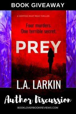 Prey by L A Larkin