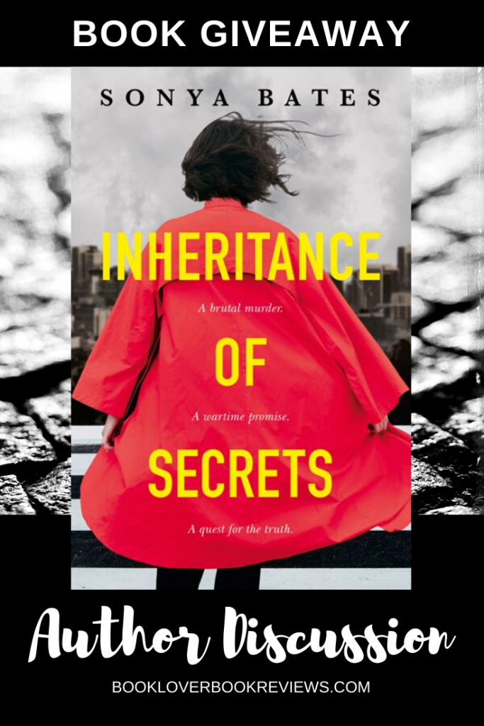 Inheritance of Secrets: Sonya Bates on 'What's in a name?'