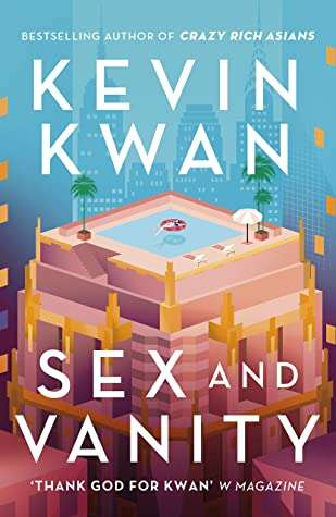Sex and Vanity - Kevin Kwan - Book Releases June 2020