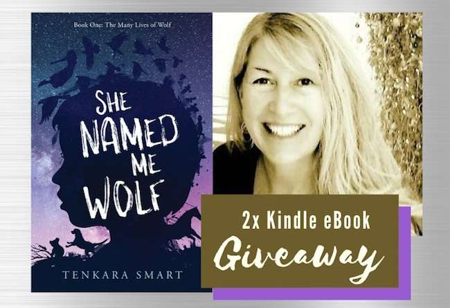 She Named Me Wolf by Tenkara Smart - Author Post