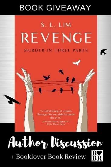 S.L. Lim on Revenge: Murder in Three Parts, plus Book Review