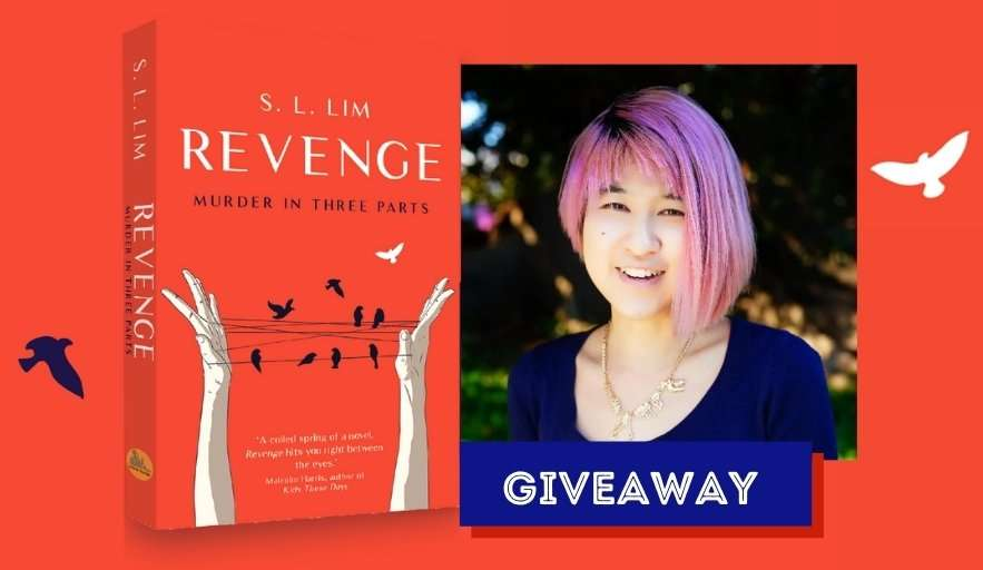 Revenge Murder in Three Parts by S L Lim, Review & Author Discussion