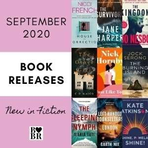 September 2020 New Fiction