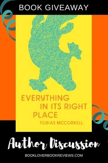 Tobias McCorkell on debut Everything in its Right Place