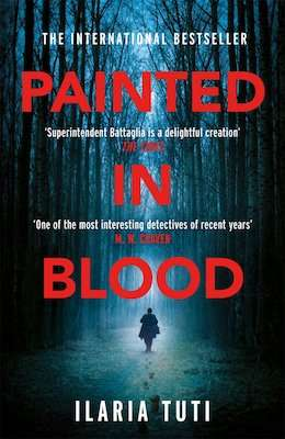 Painted in Blood - Ilaria Tuti - Book Review