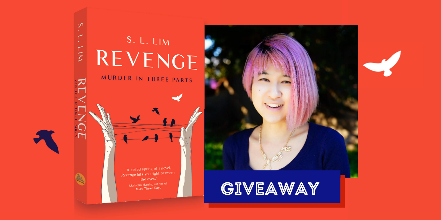 Revenge Murder in Three Parts S L Lim Review