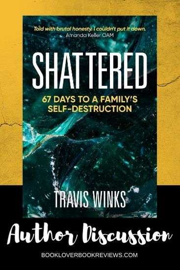 Travis Winks discusses Shattered: 67 days to a family's self-destruction